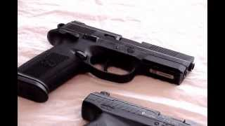 HK, Walther, Glock, FN, S&W, Handgun & Conceal Carry Review: THE BEST GUN REVIEW ON YOUTUBE!!