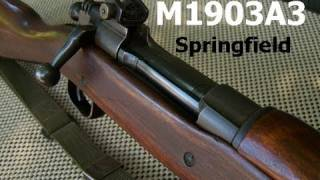 M1903A3 Springfield Rifle Review