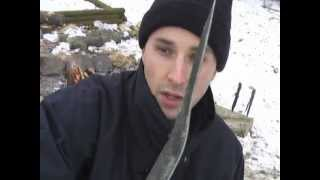 Survival Knife Tests Series 2: Part 2, E2E - Equip 2 Endure