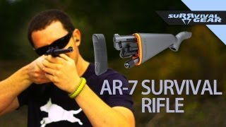 Henry AR7 US Survival Rifle- Ultra-Portable Camping Firearm! - SuRRvival Gear w/ Richard Ryan